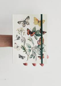 Bilde av Sommerfugl Notatbok