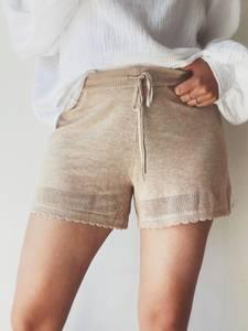 Bilde av Natural - Vilesly Shorts