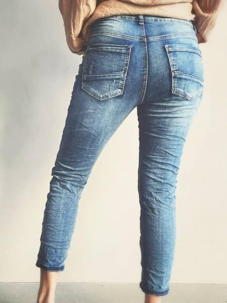Boyfriend Como Jeans