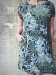 Bilde av Grønn - Blomst Linkjole