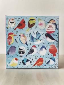 Bilde av Songbirds - Puslespill med