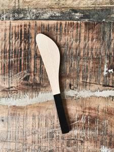 Bilde av Sort - Smørkniv