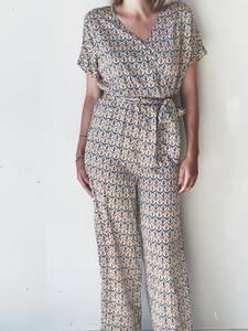 Bilde av Mønstret Juliette Jumpsuit